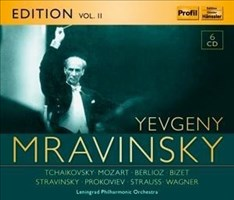 Yevgeny Mravinsky Edition Vol.2
