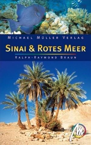 Sinai & Rotes Meer: Reisehandbuch mit vielen praktischen Tipps | Cover