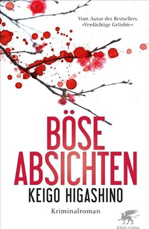 Böse Absichten: Kriminalroman | Cover