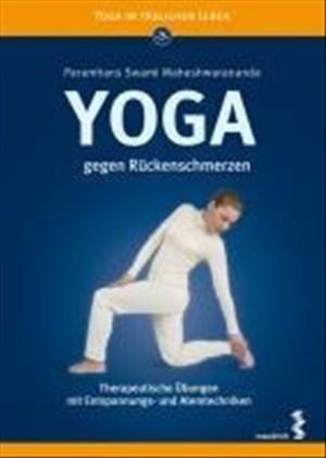 Yoga gegen Rückenschmerzen: Therapeutische Übungen mit Entspannungs- und Atemtechniken   Cover