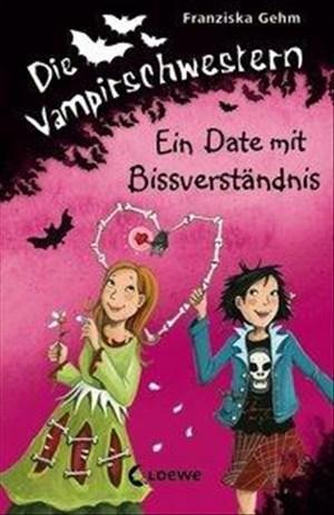 Die Vampirschwestern - Ein Date mit Bissverständnis | Cover