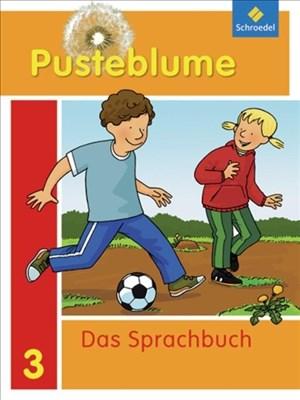 Pusteblume. Das Sprachbuch - Allgemeine Ausgabe 2009: Schülerband 3 | Cover