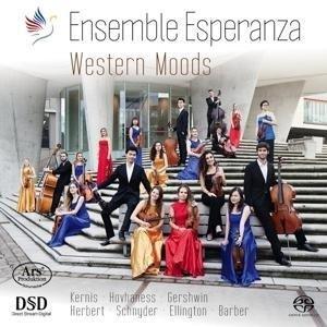 Western Moods - Werke von Kernis, Gershwin, Schnyder u.a. | Cover