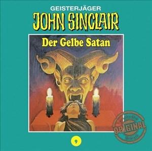 Der Gelbe Satan   Cover
