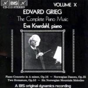 Klavierwerke: Gesamtedition Vol. 10   Cover