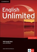 English Unlimited A 1: Starter. Self-study Pack with DVD-ROM