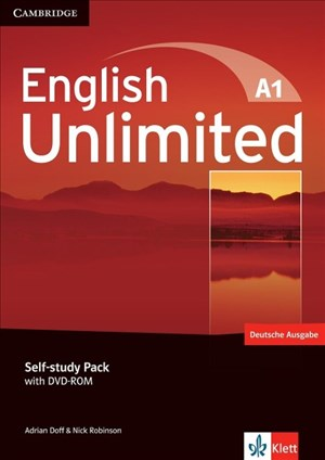 English Unlimited A 1: Starter. Self-study Pack with DVD-ROM | Cover