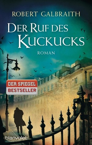 Der Ruf des Kuckucks: Roman (Die Cormoran-Strike-Reihe, Band 1) | Cover