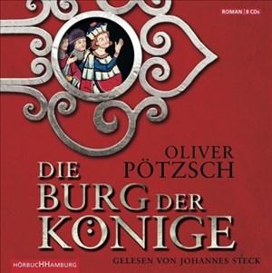 Die Burg der Könige: 8 CDs | Cover