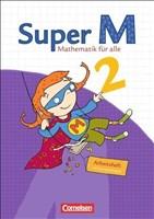 Super M - Ausgabe Westliche Bundesländer (außer Bayern) - 2008: 2. Schuljahr - Arbeitsheft