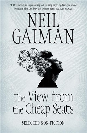 The View from the Cheap Seats: Selected Nonfiction | Cover