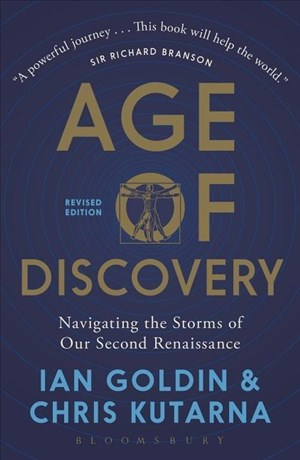 Age of Discovery: Navigating the Storms of Our Second Renaissance (Revised Edition) | Cover