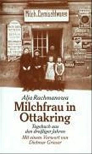 Milchfrau in Ottakring: Tagebuch aus den dreißiger Jahren | Cover