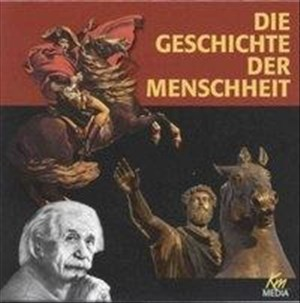 Die Geschichte der Menschheit (21 CDs in einer Box; Gesamtlaufzeit: ca. 1.473 Min.) | Cover