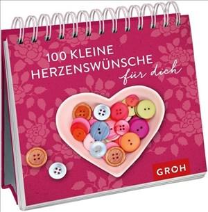 100 kleine Herzenswünsche für dich | Cover