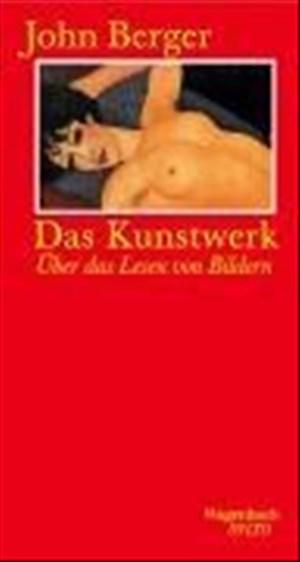 Das Kunstwerk. Über das Lesen von Bildern (SALTO) | Cover