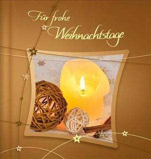 Für frohe Weihnachtstage (Harmonie/Weihn.)   Cover