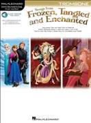 Instrumental Play-Along: Songs From Frozen, Tangled & Enchanted - Trombone (Hal Leonard Instrumental Play-along)