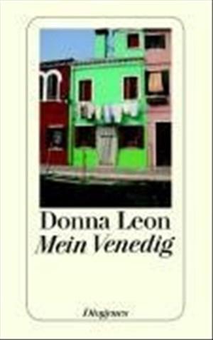Mein Venedig (detebe)   Cover