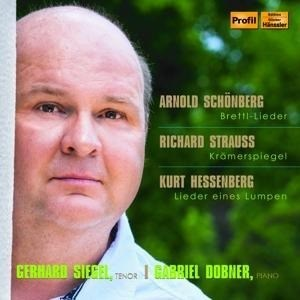 Schönberg/Strauss/Hessenberg   Cover