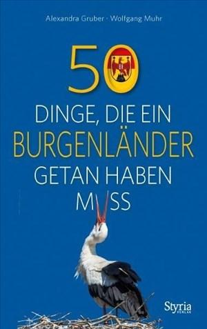 50 Dinge, die ein Burgenländer getan haben muss | Cover