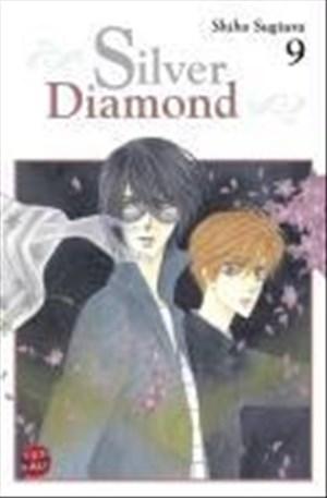 Silver Diamond, Band 9 | Cover