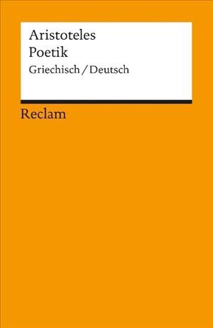Poetik: Griechisch / Deutsch | Cover