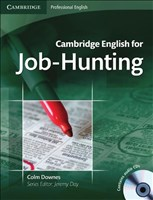 Cambridge English for Job-Hunting: Student's Book + 2 Audio-CDs