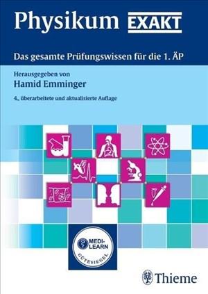 Physikum EXAKT: Das gesamte Prüfungswissen für die 1. ÄP | Cover