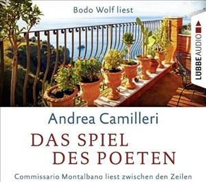 Das Spiel des Poeten: Commissario Montalbano liest zwischen den Zeilen. | Cover