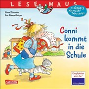 LESEMAUS 46: Conni kommt in die Schule