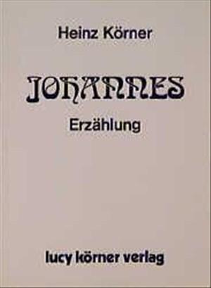 Johannes: Erzählung | Cover