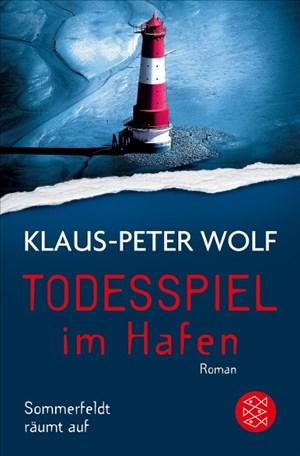 Todesspiel im Hafen: Sommerfeldt räumt auf | Cover