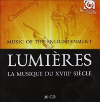 La musique des Lumières / Music of the Enlightenment / Aufklärung ( Limited Edition)
