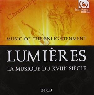 La musique des Lumières / Music of the Enlightenment / Aufklärung ( Limited Edition) | Cover