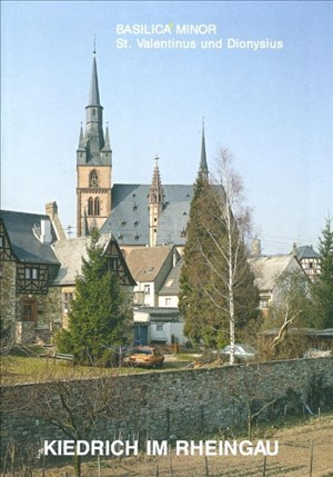 Kiedrich: Kirchen der Pfarrei | Cover