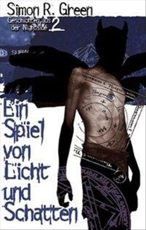 Ein Spiel von Licht und Schatten: Nightside 2 | Cover