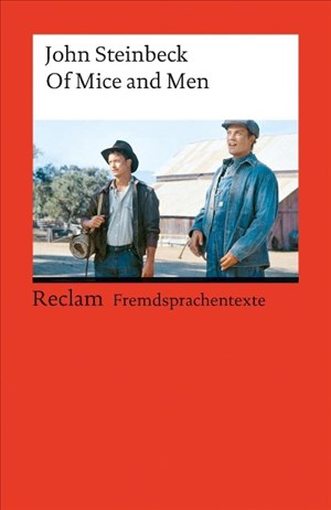 Of Mice and Men: (Fremdsprachentexte)   Cover