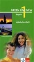 Green Line New - Ausgabe Bayern. Englisches Unterrichtswerk für Gymnasien / Teil 1 (1. Lehrjahr): Vokabellernheft