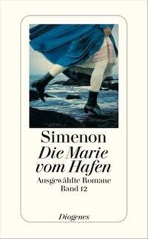 Die Marie vom Hafen: Ausgewählte Romane (detebe) | Cover