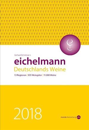 Eichelmann 2018 Deutschlands Weine | Cover