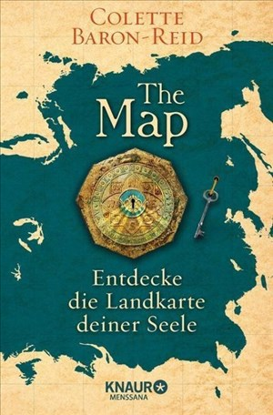 The Map - Entdecke die Landkarte deiner Seele | Cover