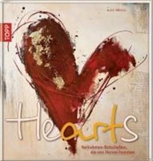 HeARTs: Keilrahmenmotive die von Herzen kommen | Cover
