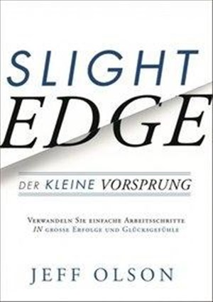Slight Edge: Der kleine Vorsprung | Cover
