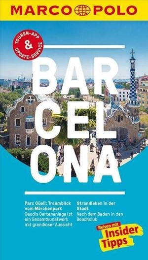 MARCO POLO Reiseführer Barcelona: Reisen mit Insider-Tipps. Inkl. kostenloser Touren-App und Event&News | Cover