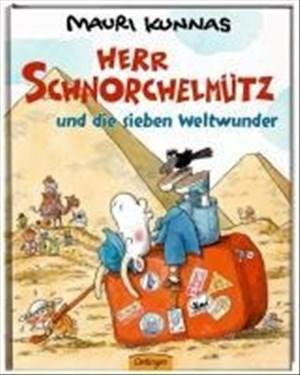 Herr Schnorchelmütz und die sieben Weltwunder   Cover