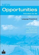New Opportunities: Education for life. Intermediate Language Powerbook