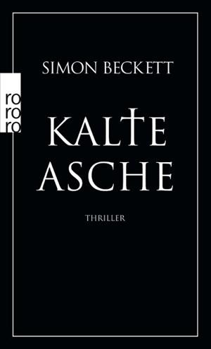 Kalte Asche: David Hunters 2. Fall | Cover