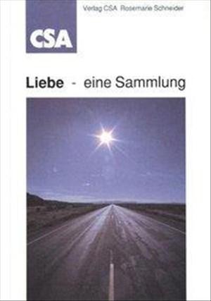 Liebe: Eine Sammlung | Cover