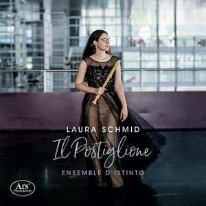 Il Postiglione - Sonaten für Blockflöte   Cover